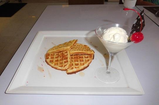 Snow Waffle